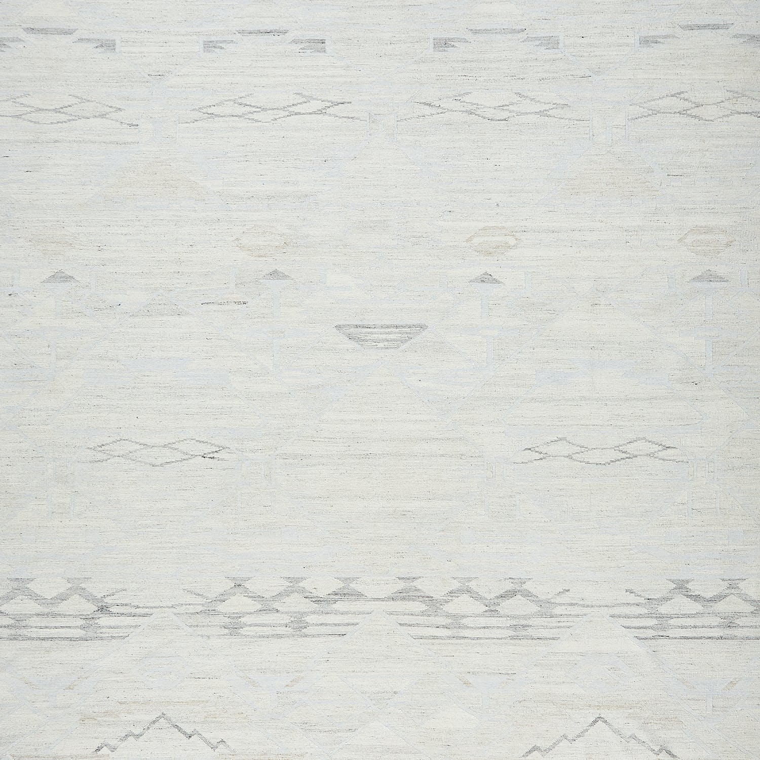Contemporary Flat Weave Rug - 12' x 15'