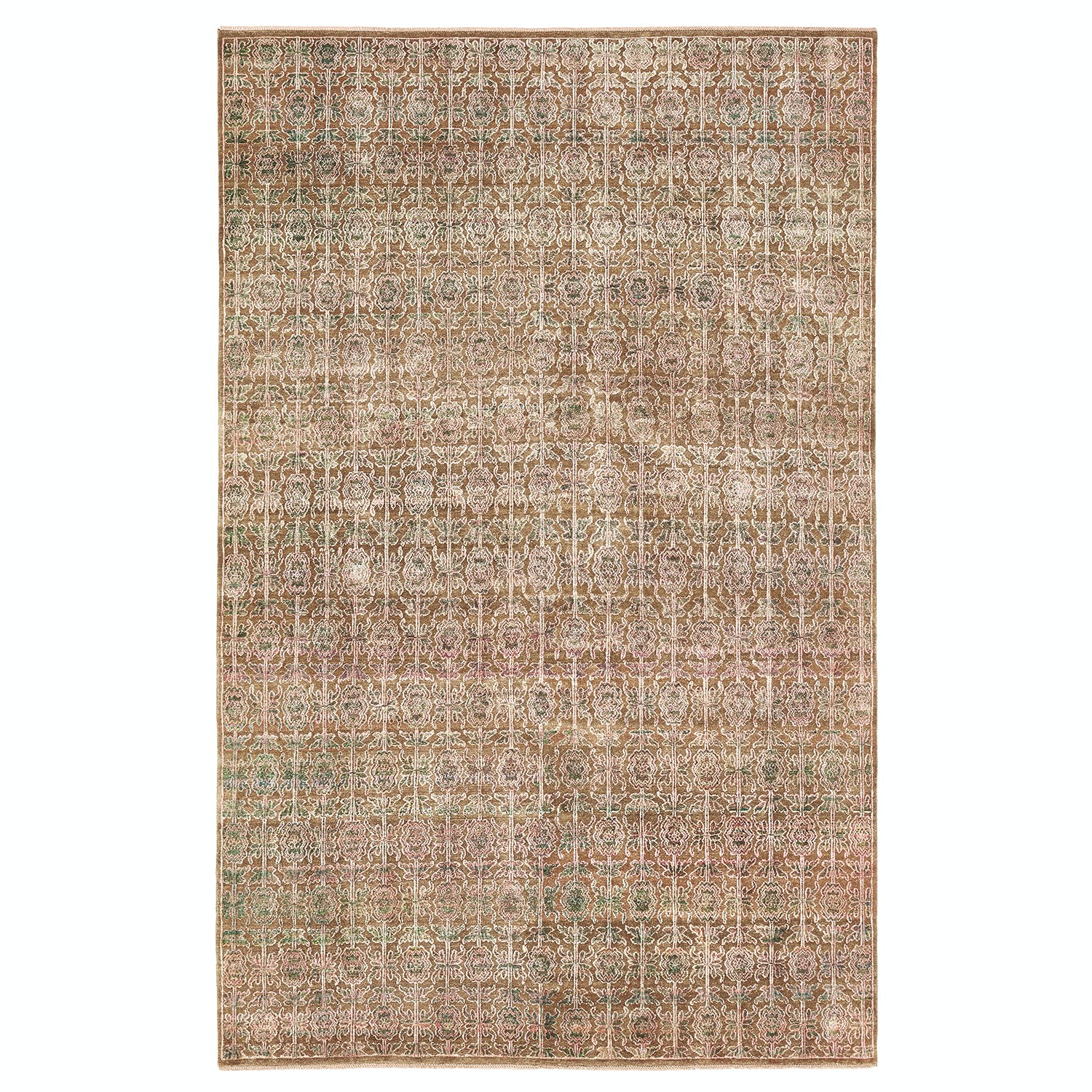 Alchemy Silk & Wool Rug - 6'x9'5""