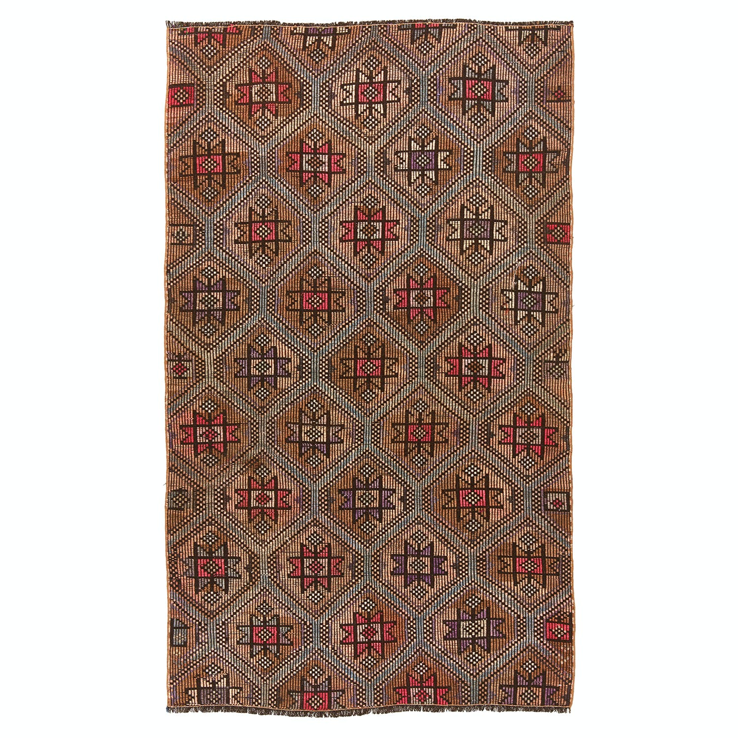 "Product Image - Vintage Flat Weave - 5'4""x8'1"""