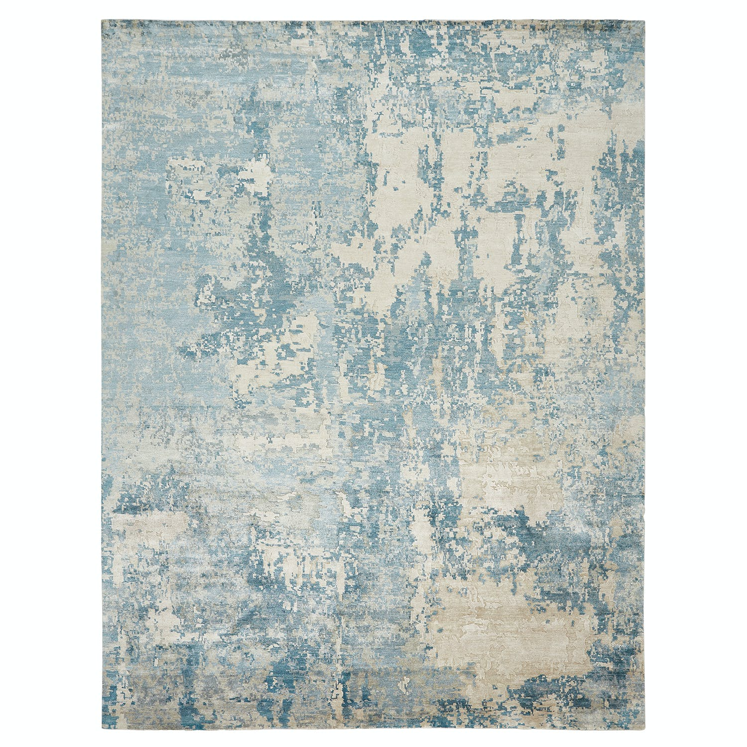 Contemporary Abstract Rug-12'x16'