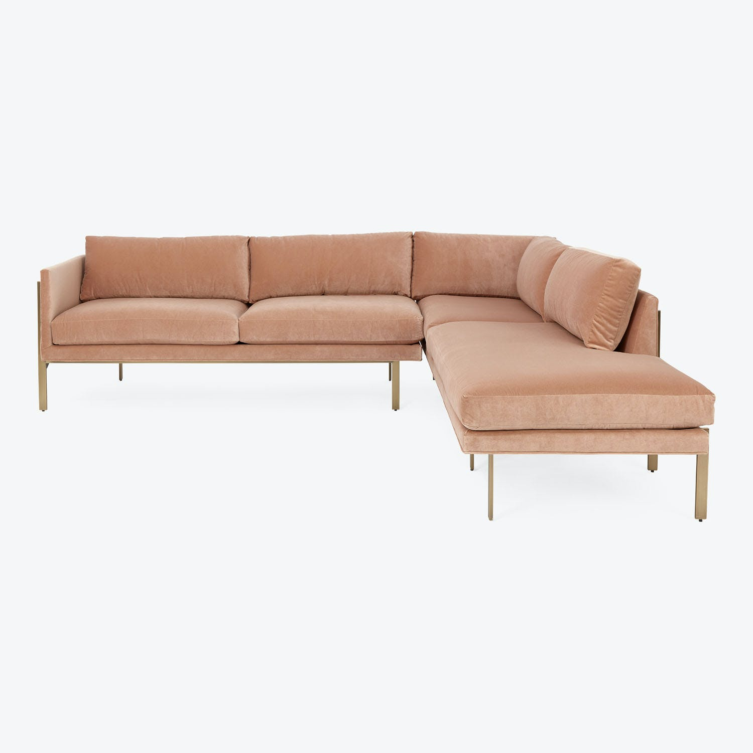 Thayer Coggin + Milo Baughman Drop-In Sectional