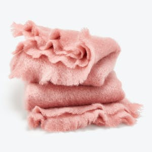 Product Image - Mohair Throw Peony