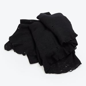 Product Image - Cashmere Micro Throw Black