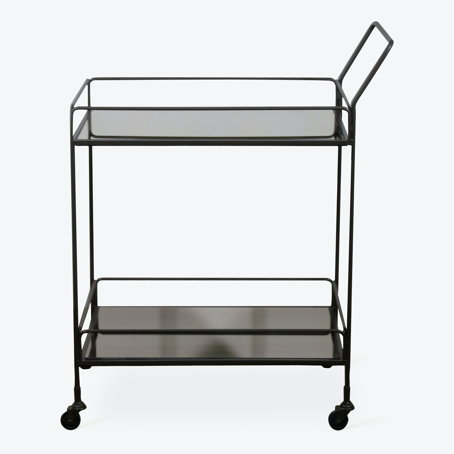 Reflect Bar Cart Charcoal