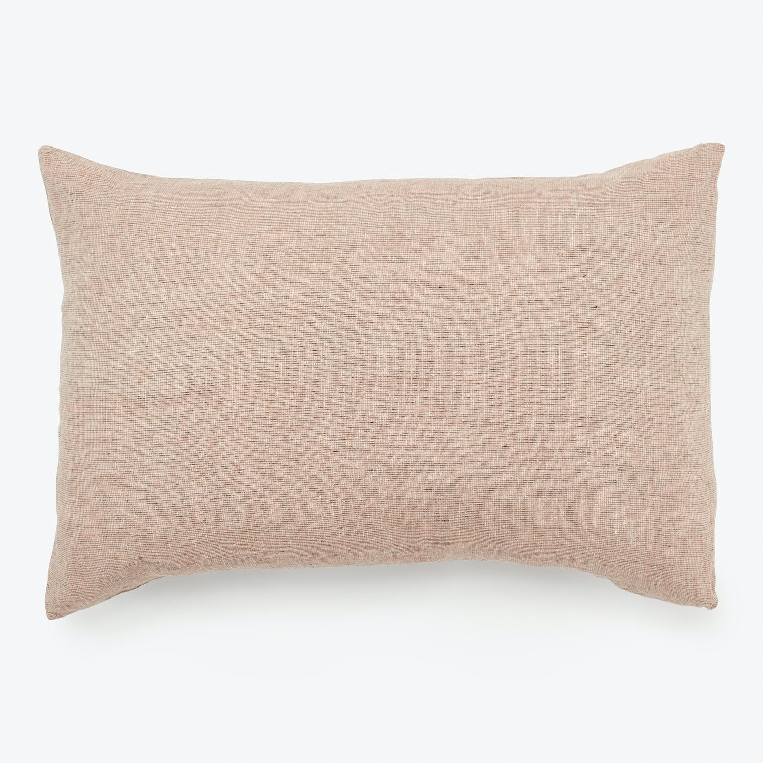 Maison de Vacances Linen Shaker Standard Pillowcase Melon