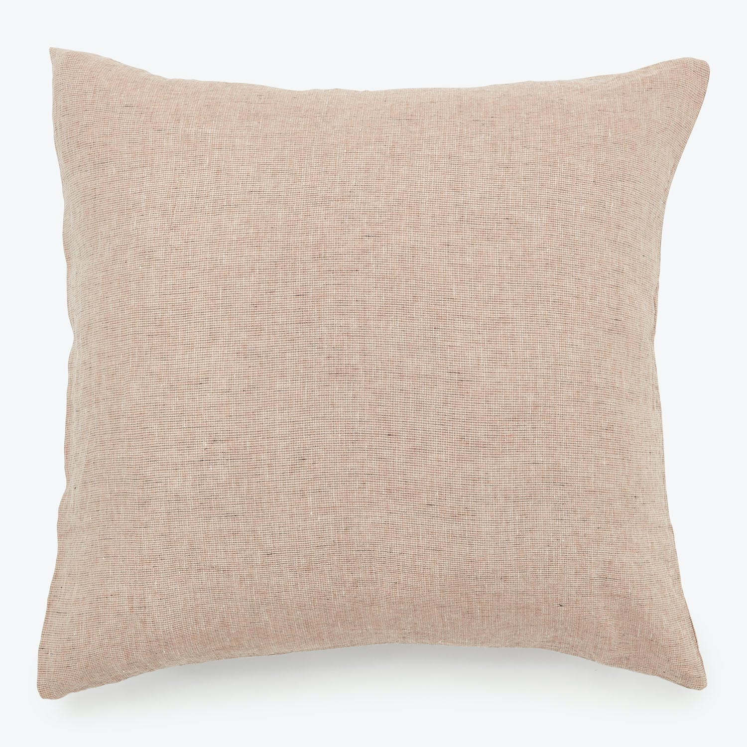 Product Image - Linen Shaker Euro Pillowcase Melon