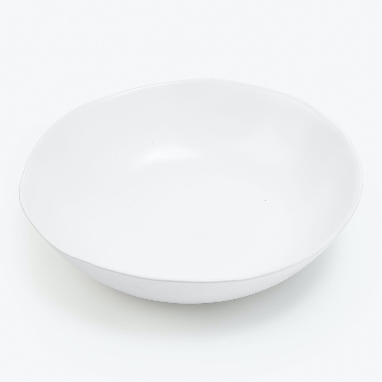 Mystic Serving Bowl White