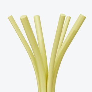 Product Image - Bent Coat Stand Creamy Yellow