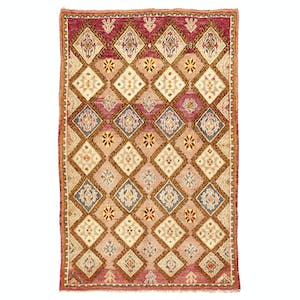 Product Image - Vintage Moroccan Rug - 5'x8'