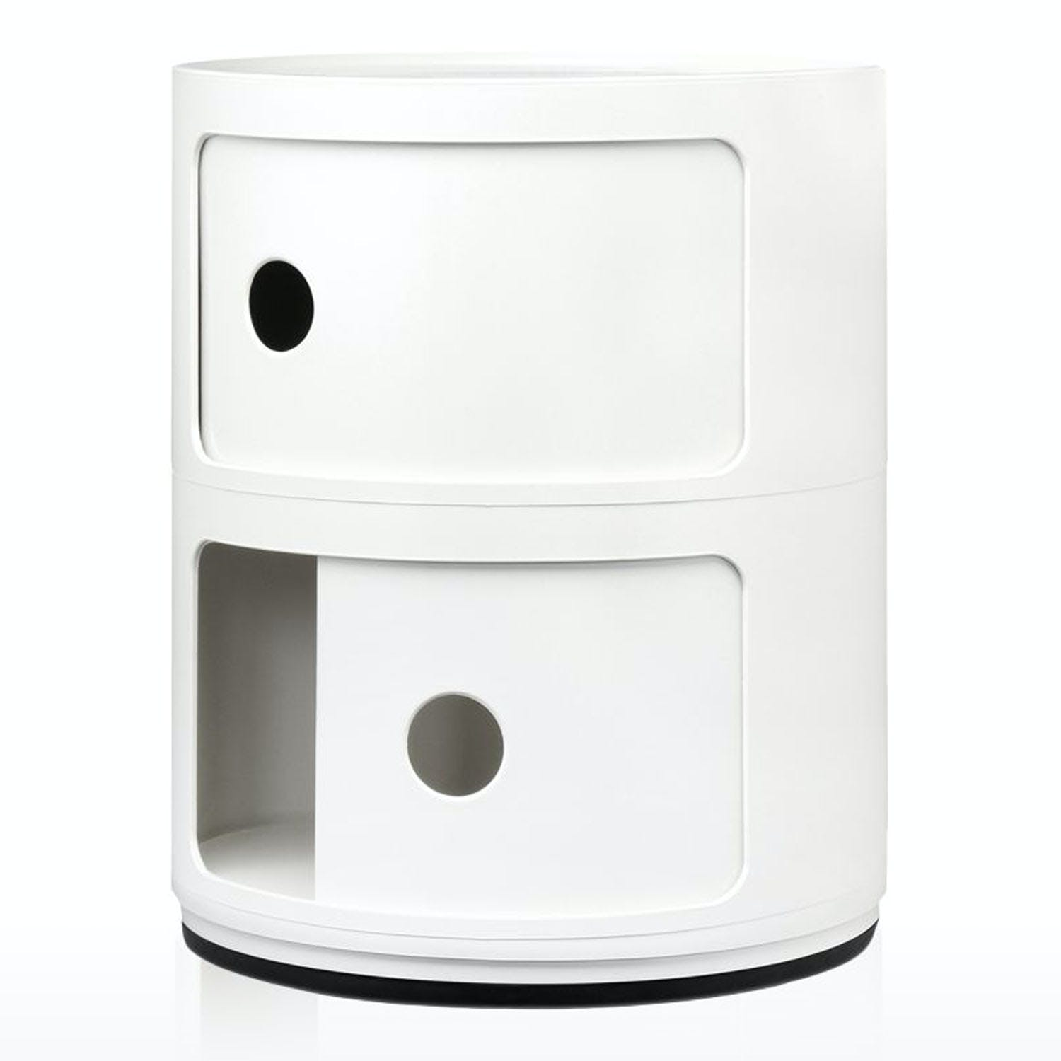 Kartell 2-Drawer Componibili