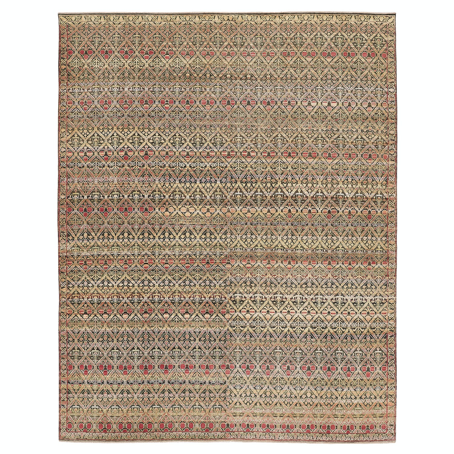 "Alchemy Wool Rug - 11'11""x15'1"""