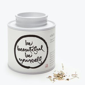Product Image - The Mindfulness Collection Vitality Organic Ayurvedic Herbal Tea Blend