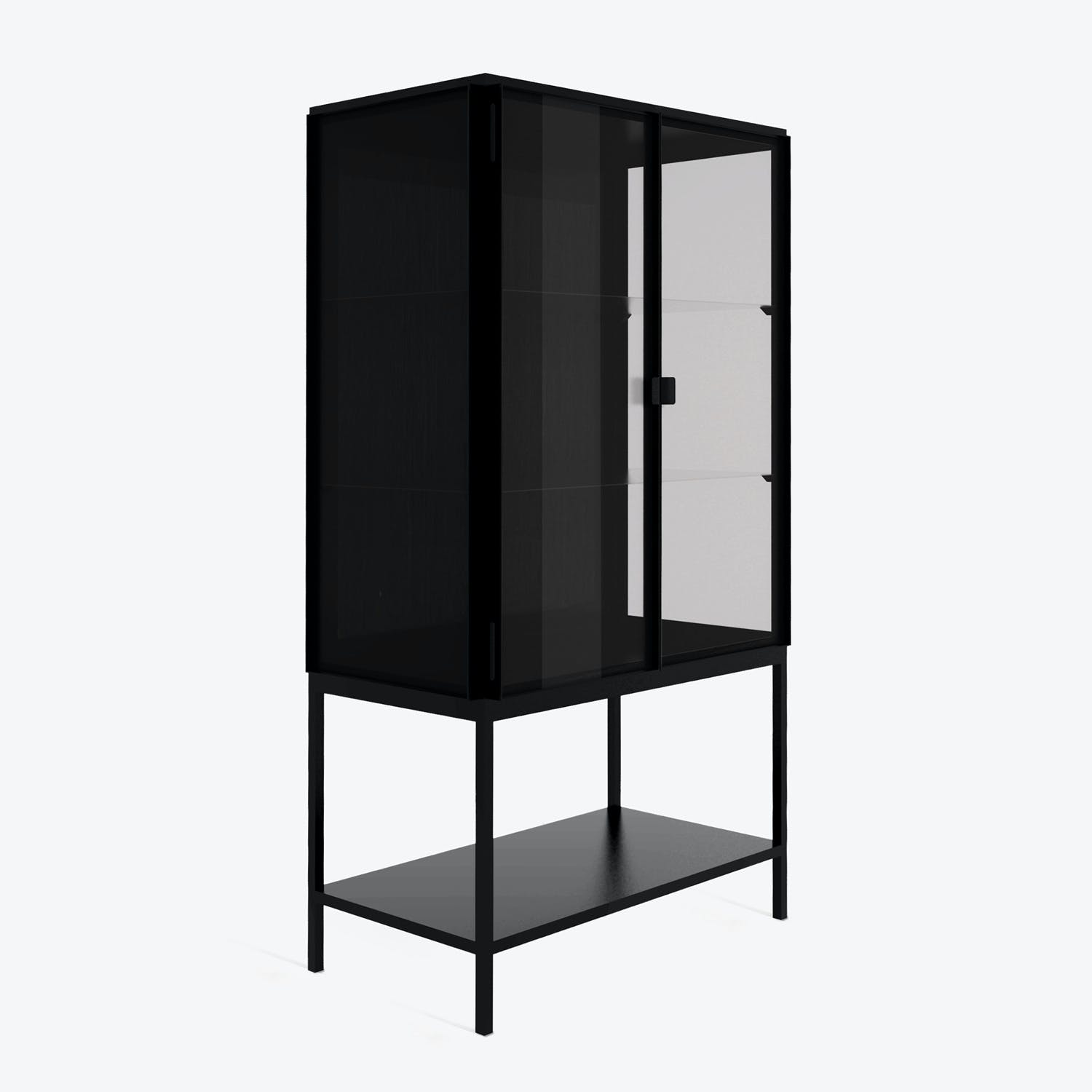 Ethnicraft Anders Cabinet Black