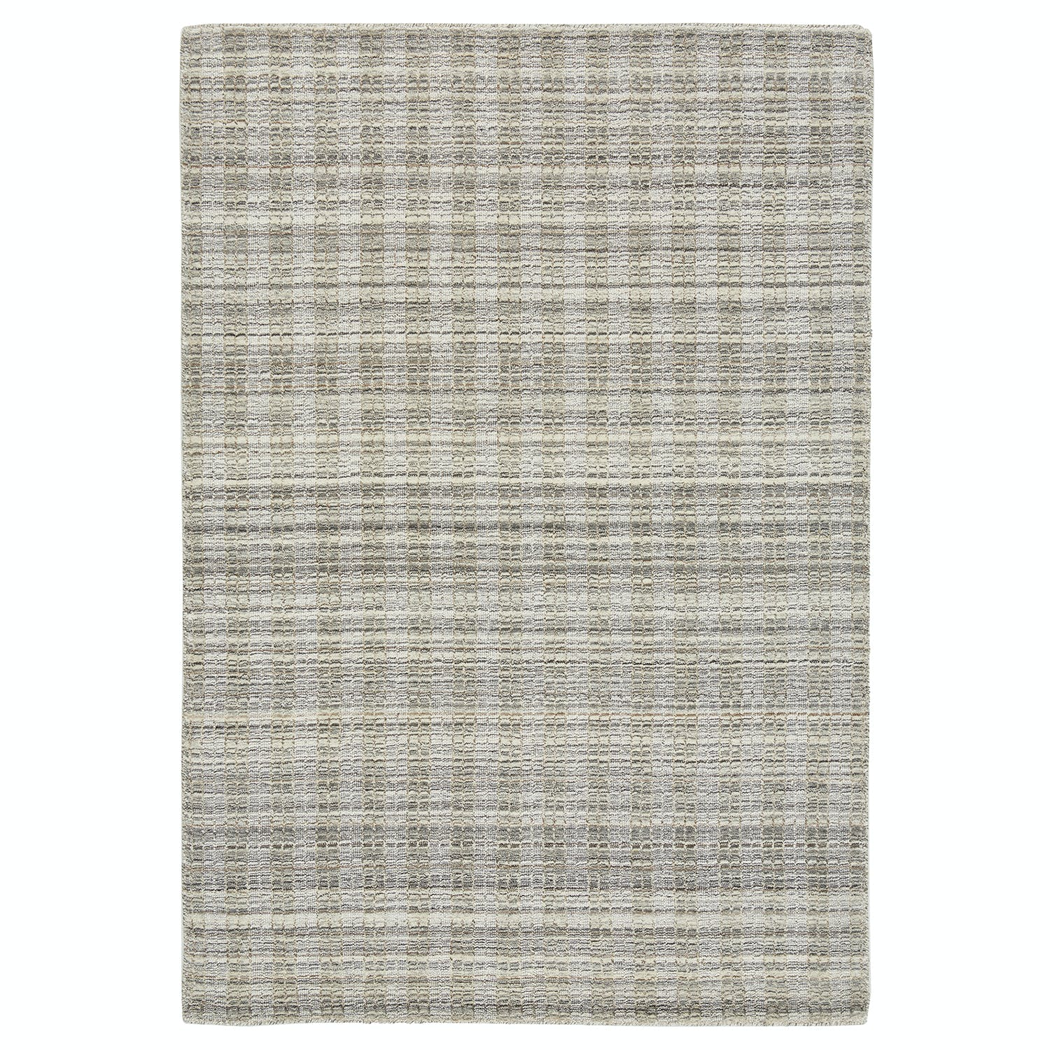 Contemporary Geometric Rug-4'x6'
