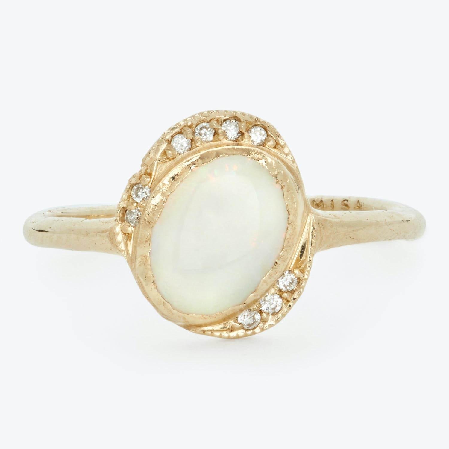 Misa Jewelry Opal Oasis Ring