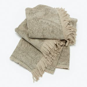 Product Image - Savery Blanket Gray