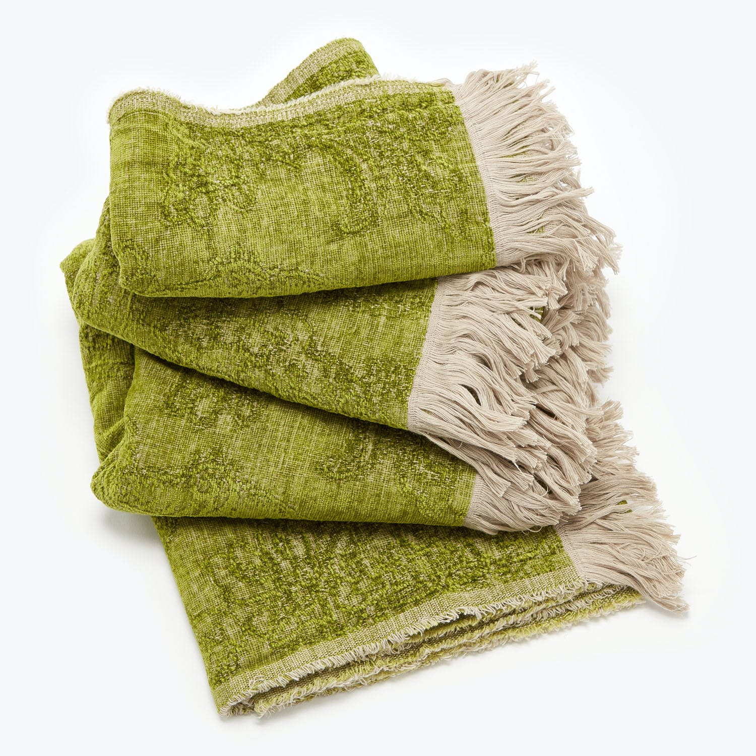 Product Image - Savery Blanket Green