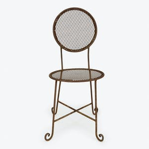 Product Image - Vintage Steel Patio Chair