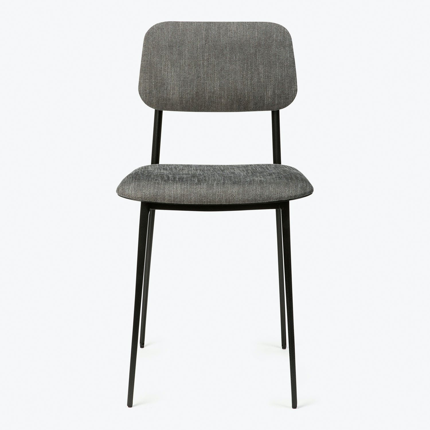 Ethnicraft Anders DC Dining Chair Dark Gray