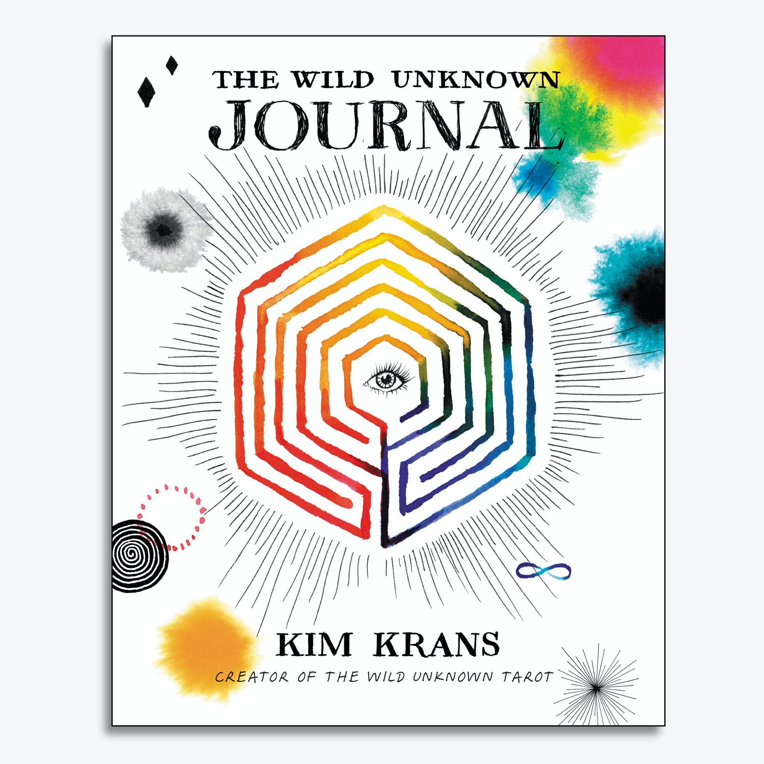 Product Image - The Wild Unknown Journal by Kim Krans