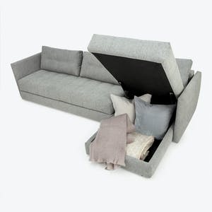 Product Image - Storage Daybed Sectional