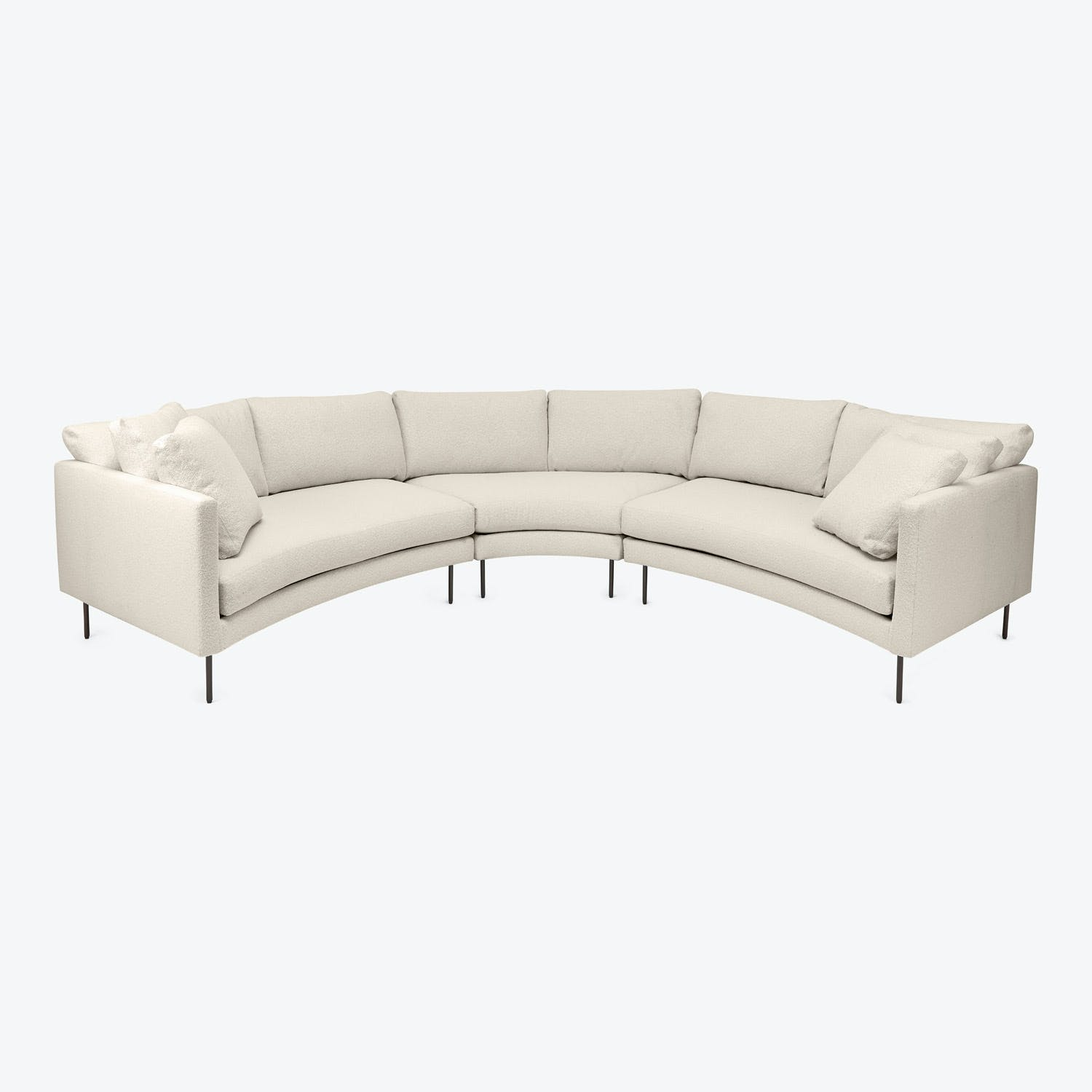 Product Image - Slice Curved Sectional