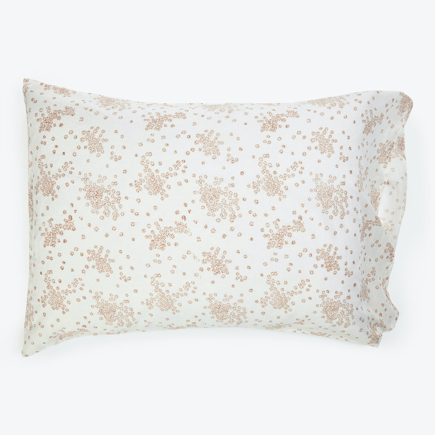 Product Image - Star Cotton Voile Pillowcase Coral