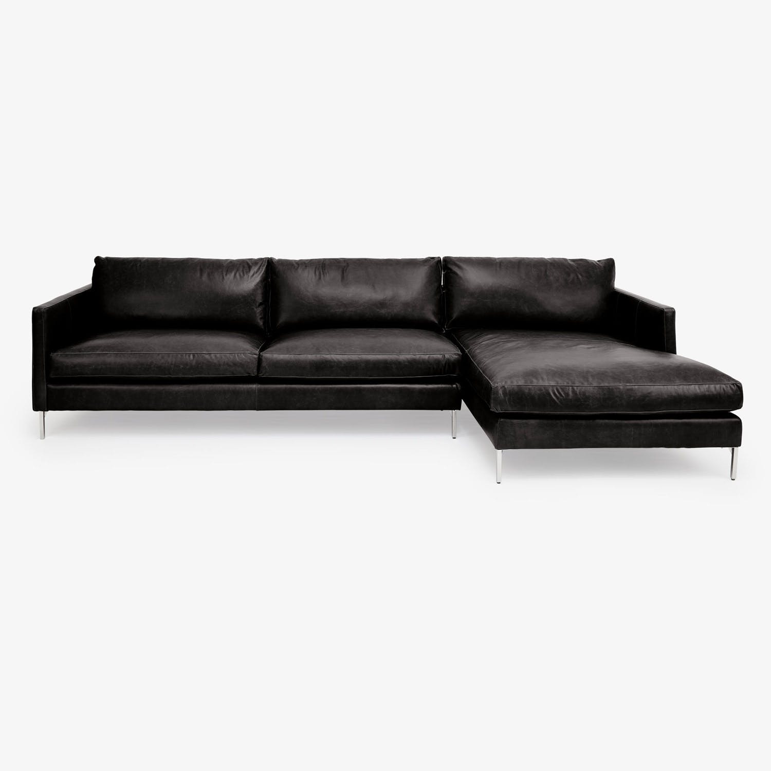 Product Image - Hannah Leather Sectional