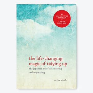 Product Image - The Life-Changing Magic of Tidying Up: The Japanese Art of Decluttering and Organizing By Marie Kondo