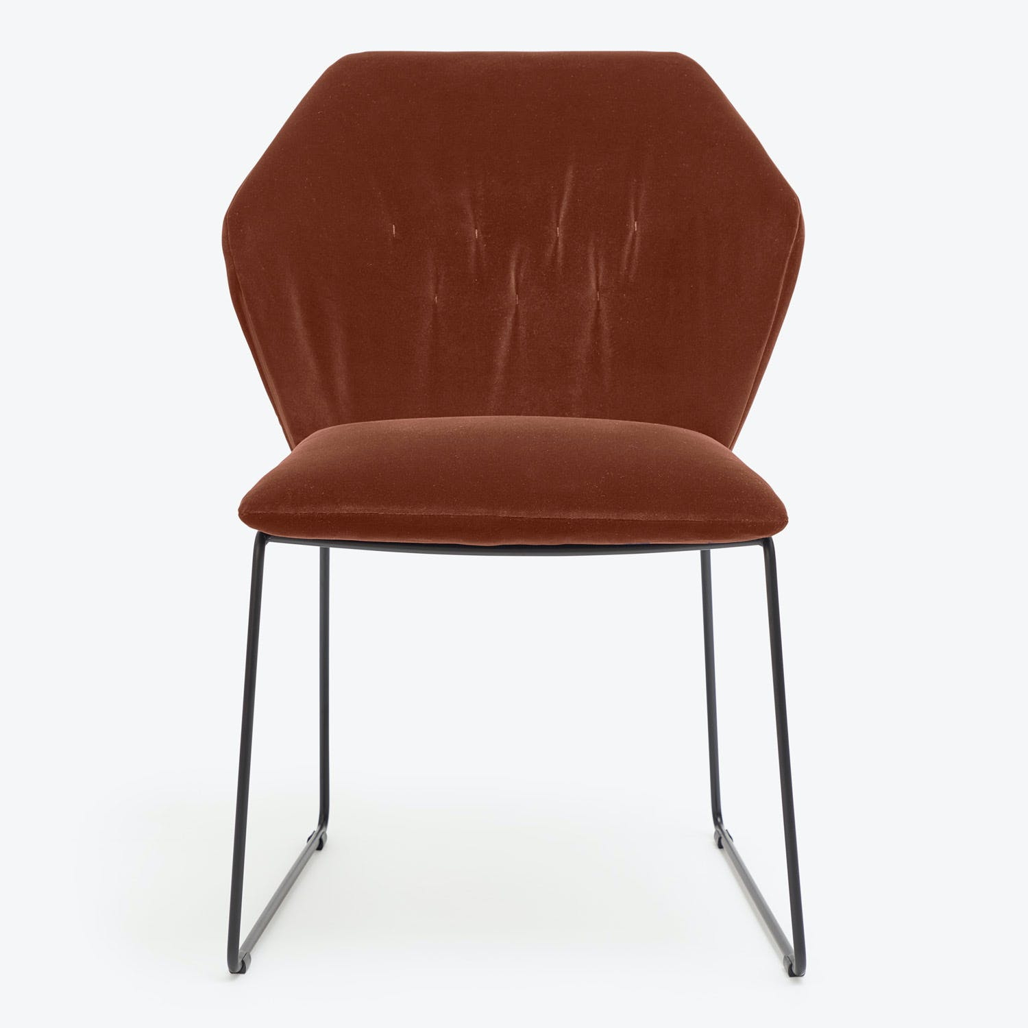 Product Image - New York Sedia Velvet Dining Chair
