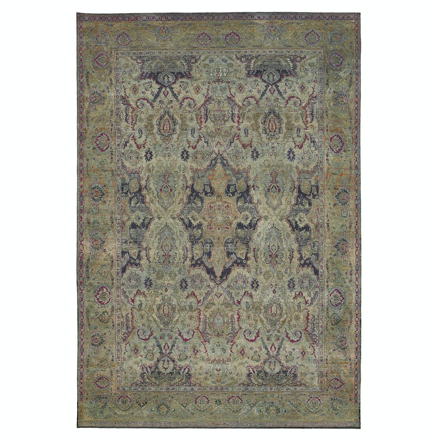 "Alchemy Wool Rug - 8'9"" x 12'11"""