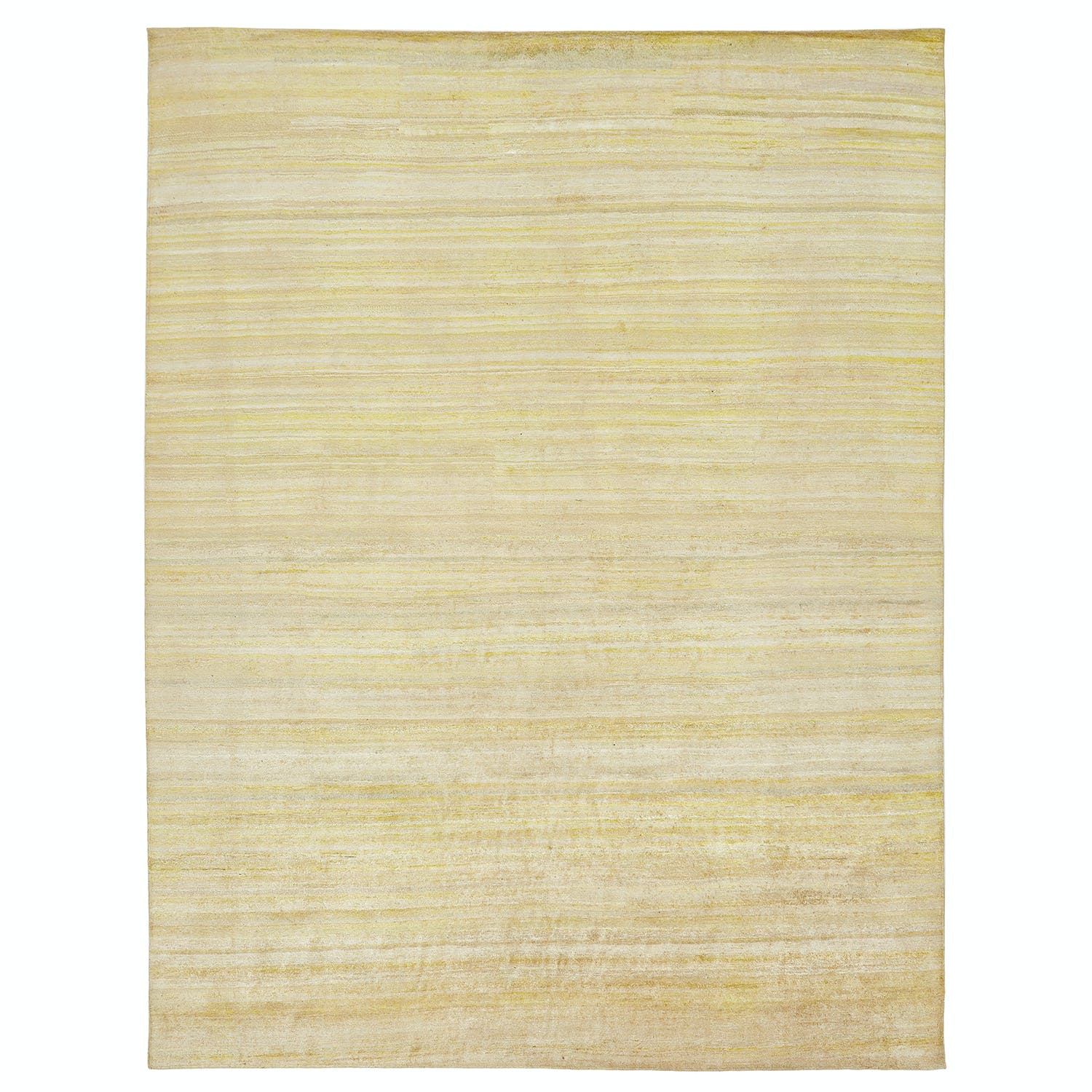 "Contemporary Silk Rug - 8'8"" x 11'6"""