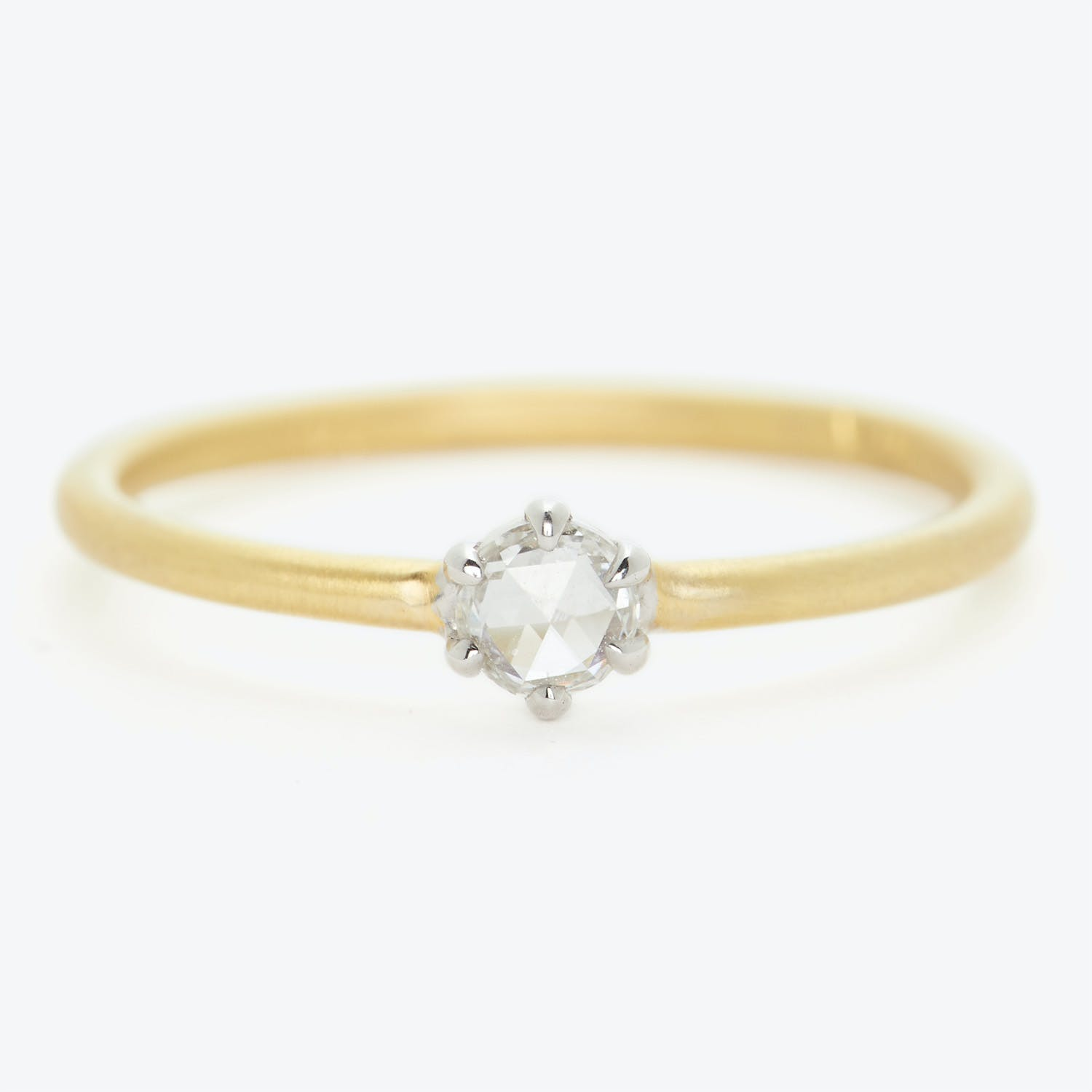 Ila Diamond Equinox Ring