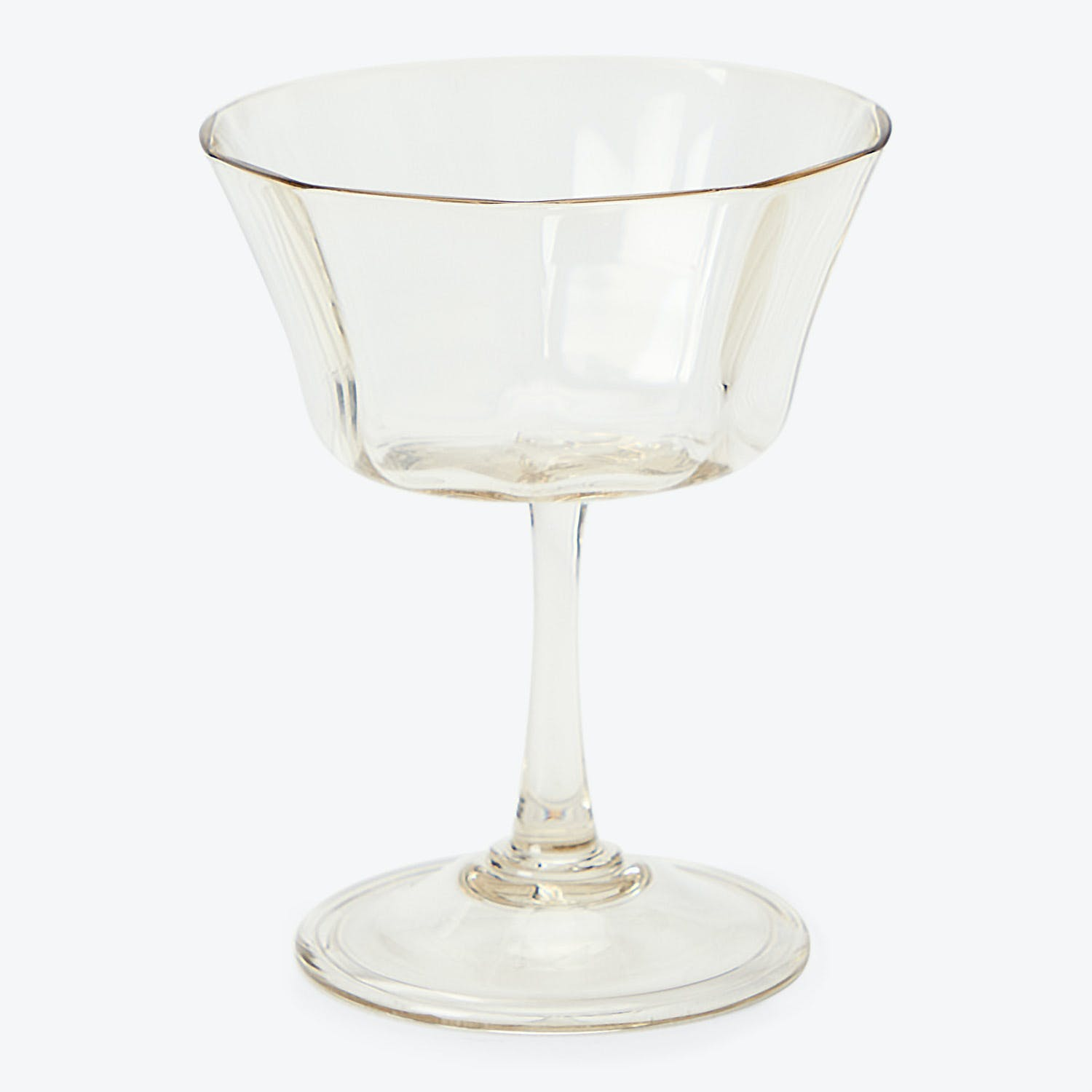 Product Image - Short Aperitif Glass Smoke
