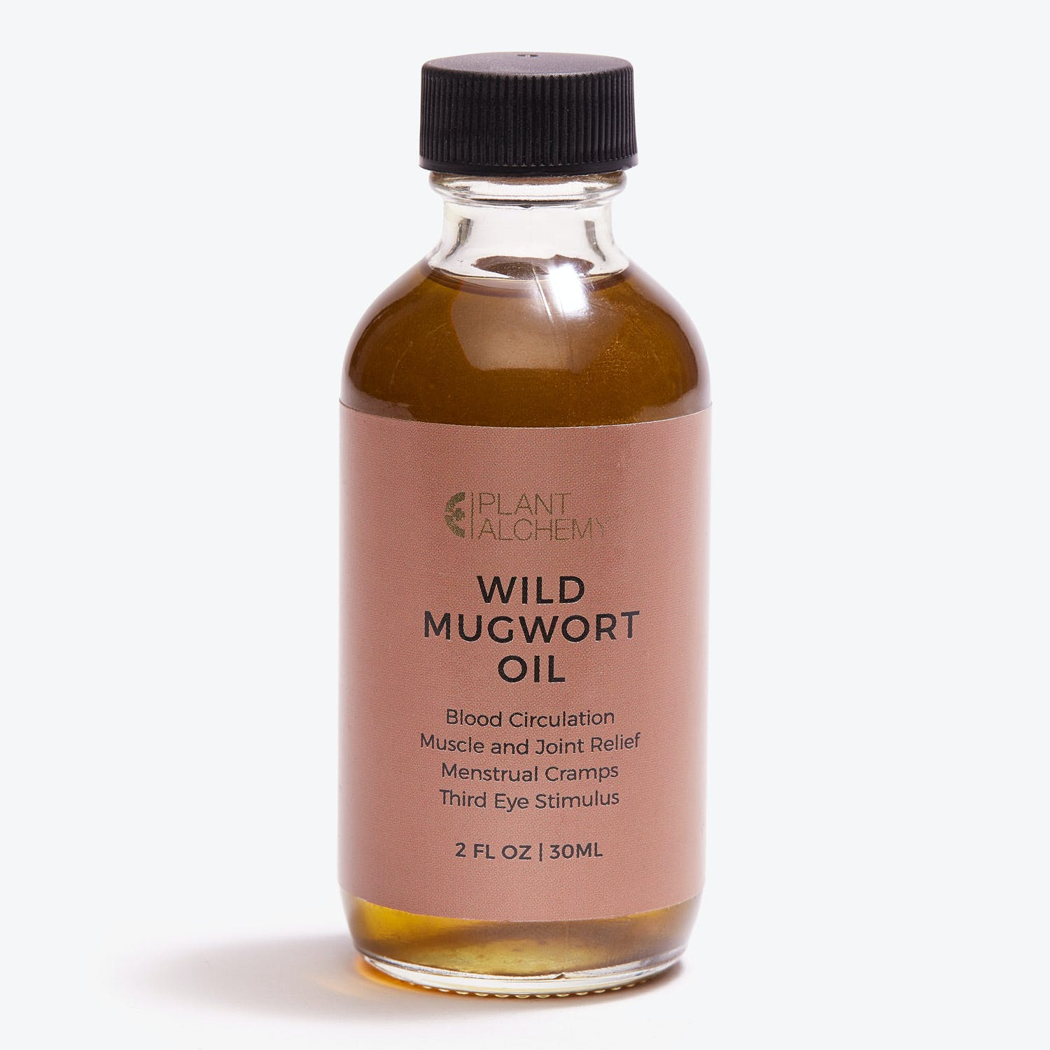 Product Image - The Alchemist's Kitchen Plant Alchemy Wild Mugwort Oil