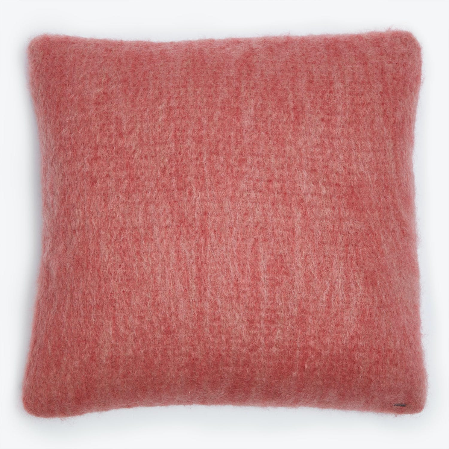 abcDNA Waterfall Mohair Pillow Rouge