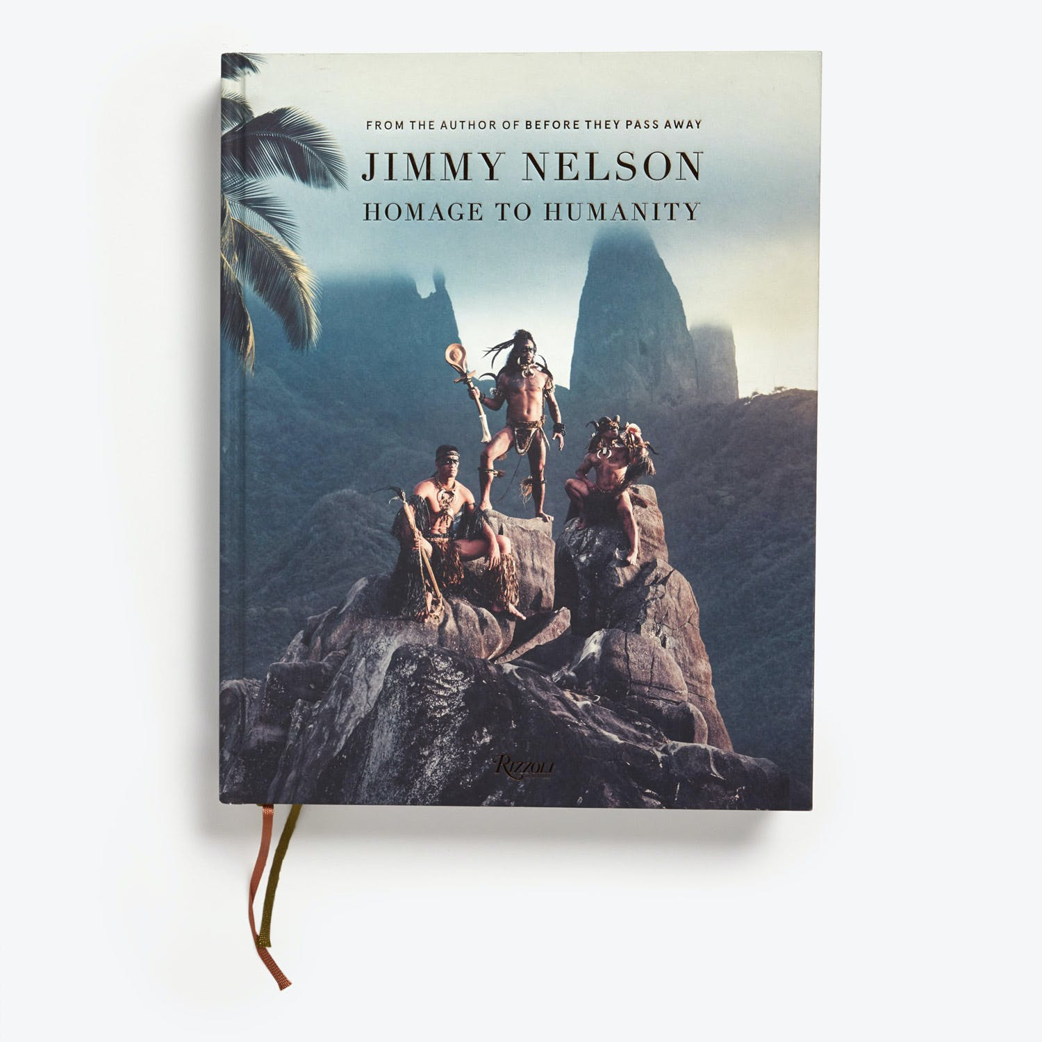 Product Image - Homage To Humanity by Jimmy Nelson