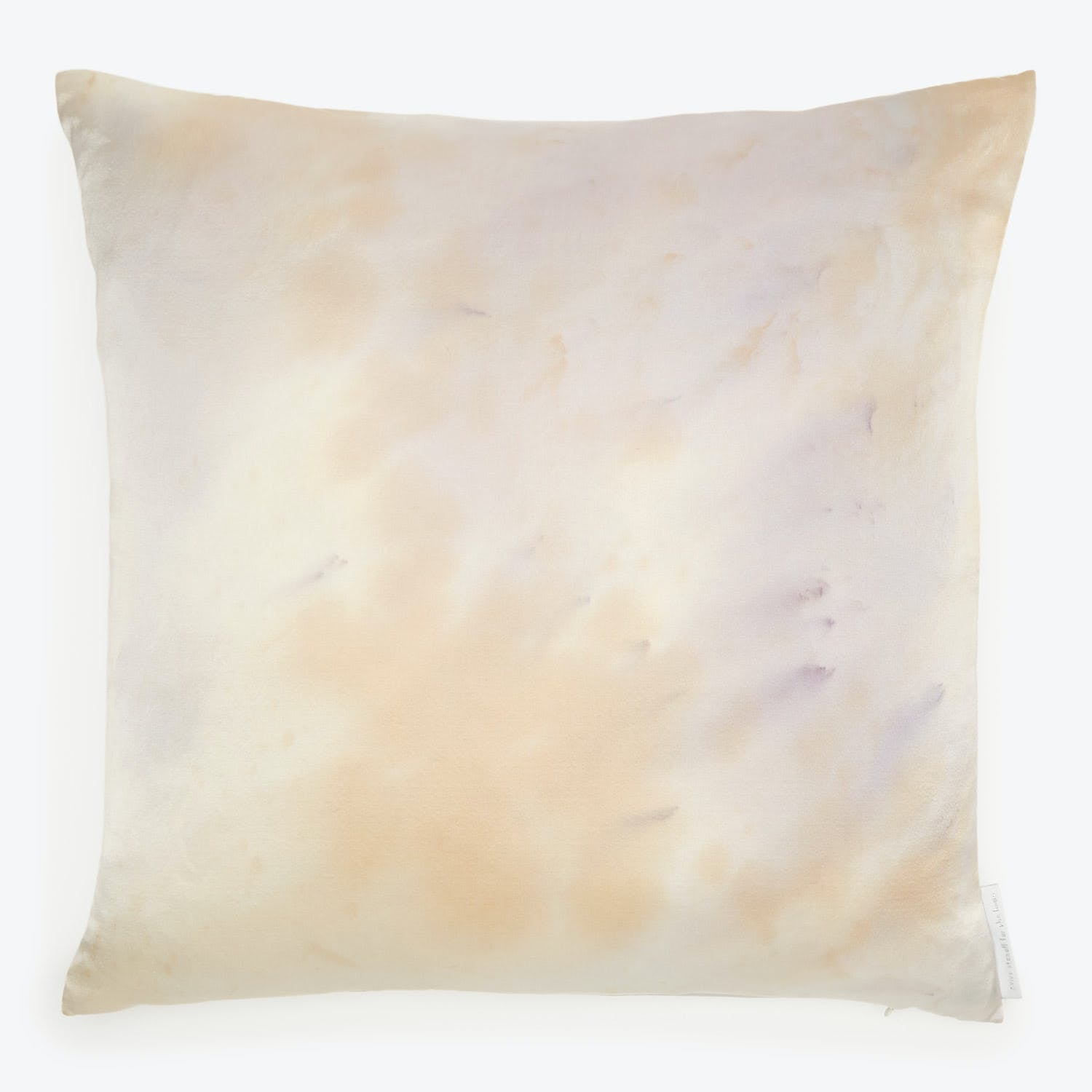 Product Image - Ritual Dye Silk Pillow Hibiscus