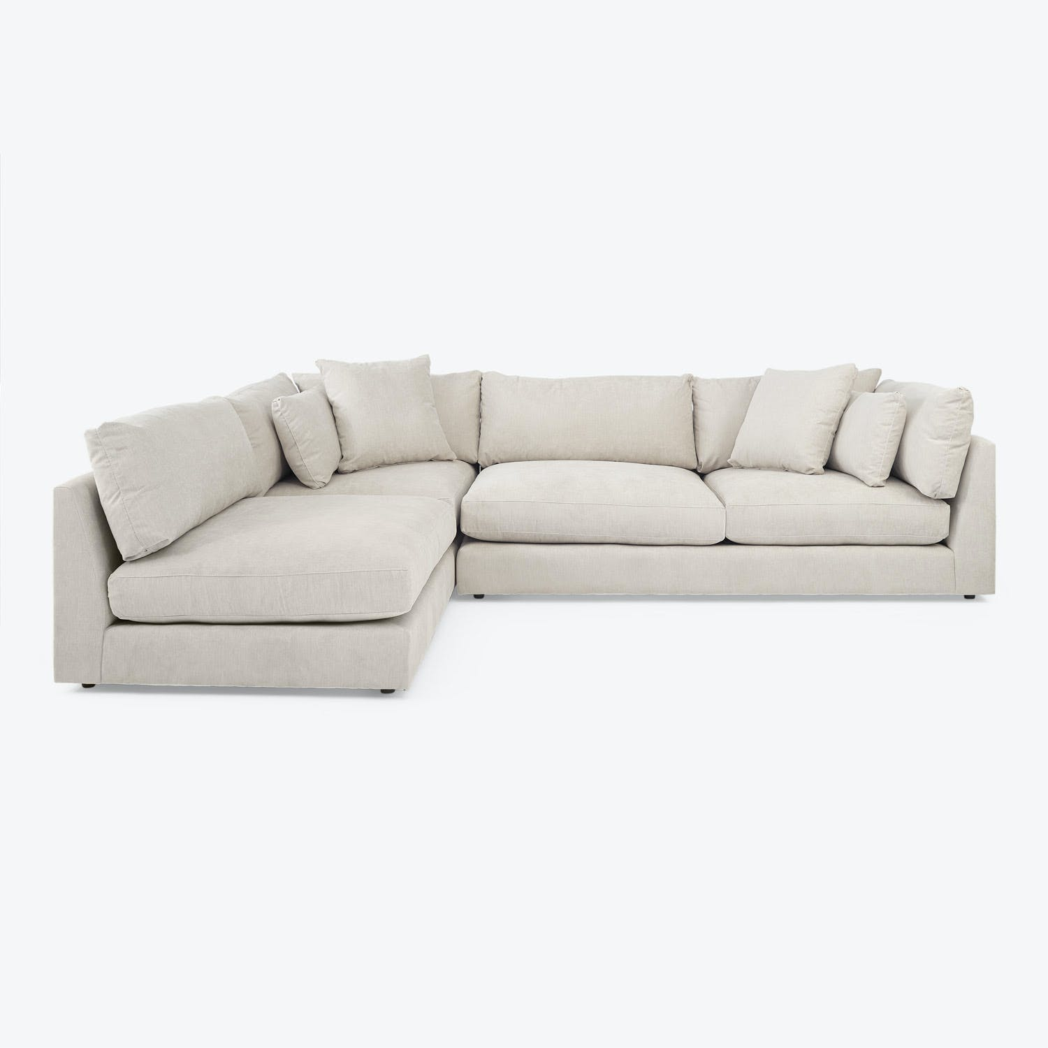 Cobble Hill Delancey Sectional Right Arm Facing