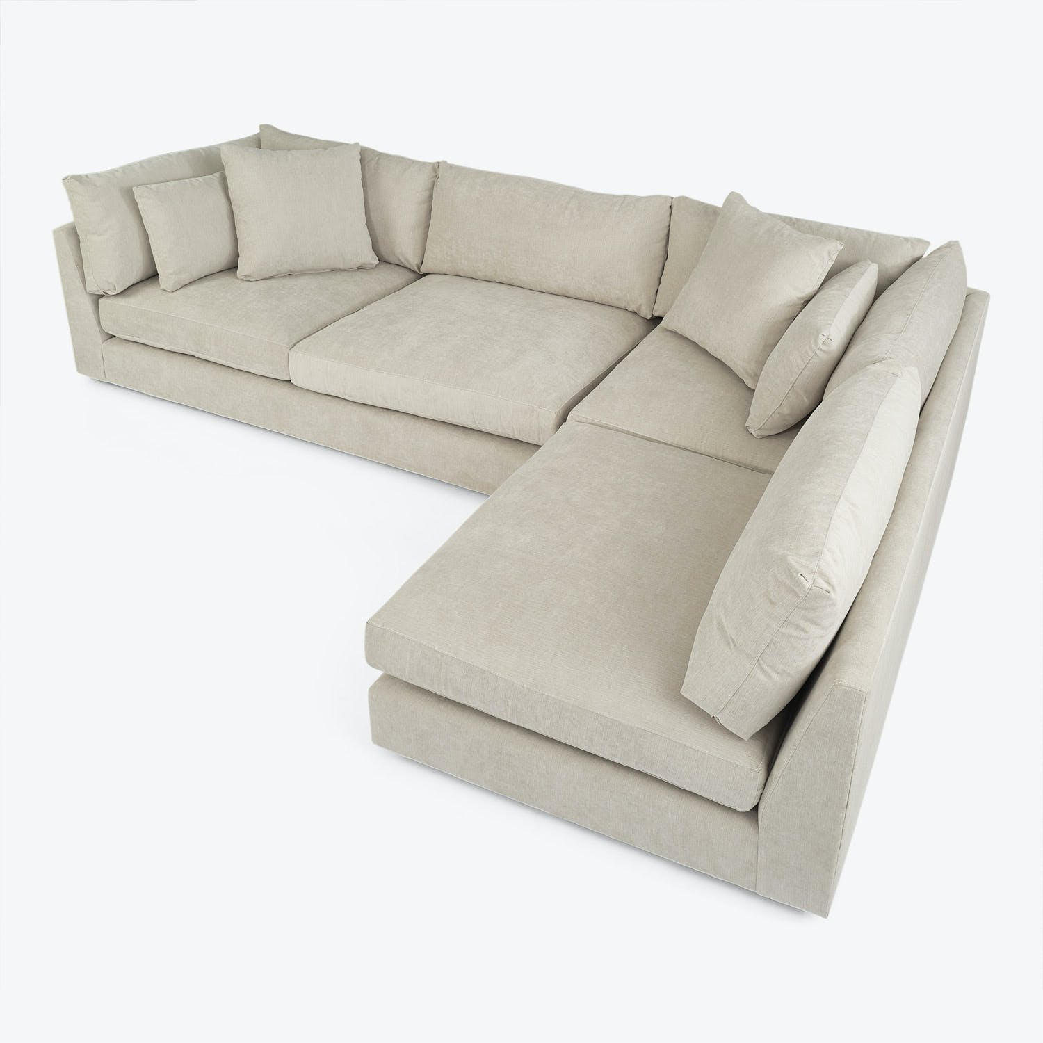 Cobble Hill Delancey Sectional Left Arm Facing