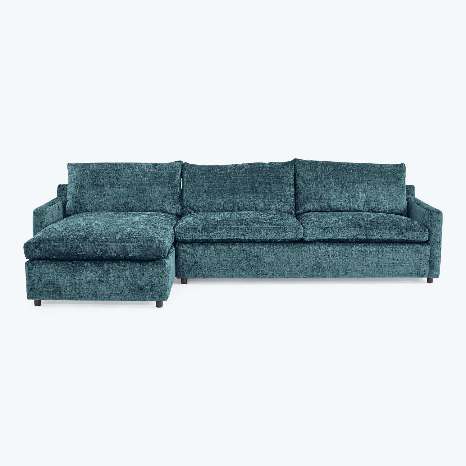 Product Image - Lucali Sectional Sleeper Left Arm Facing