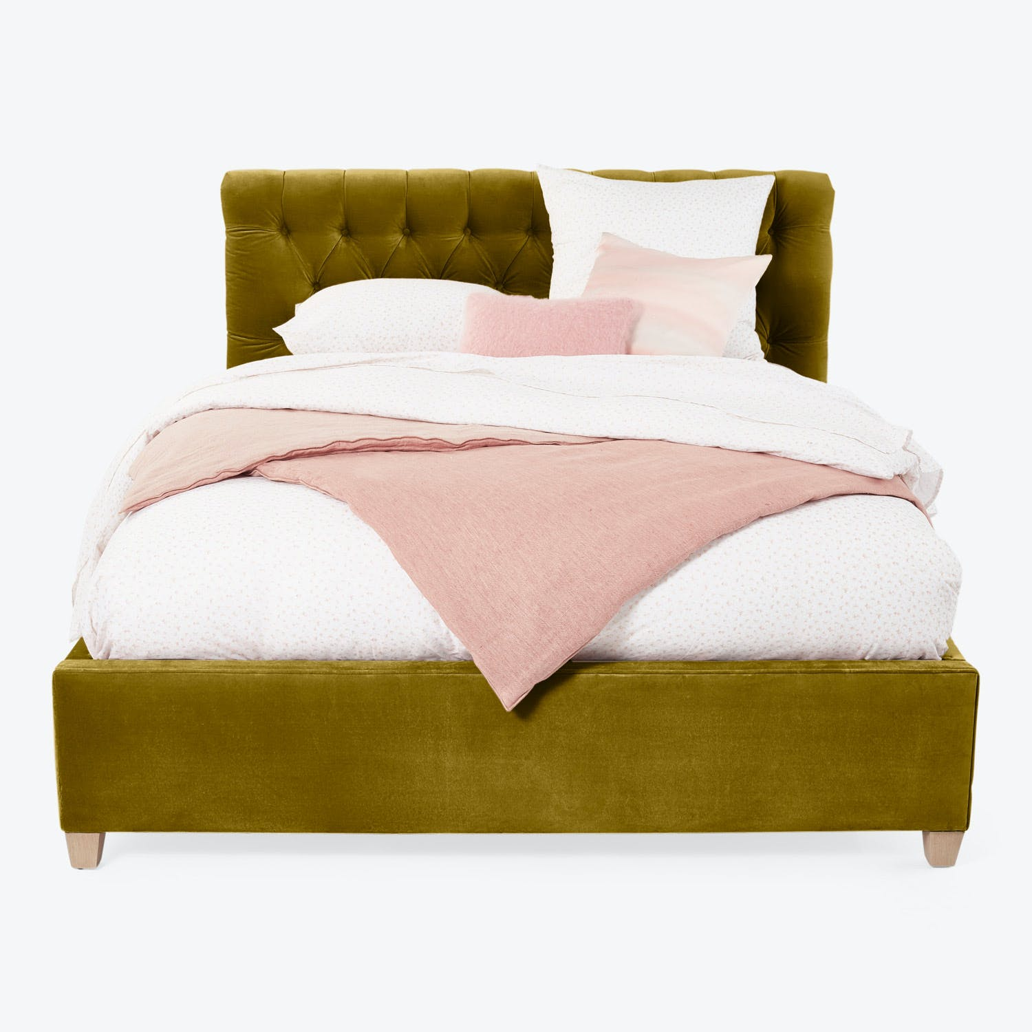Cobble Hill Carlyle King Bed