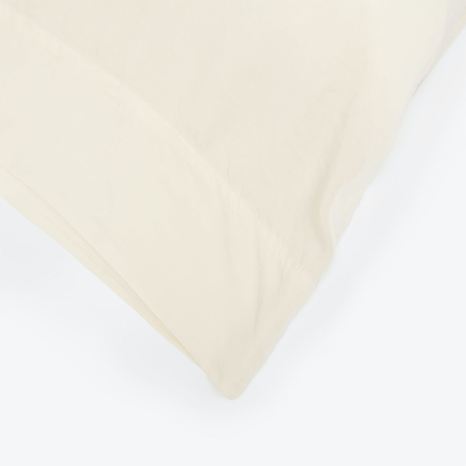 Bella Notte Madera Luxe King Pillowcase Parchment