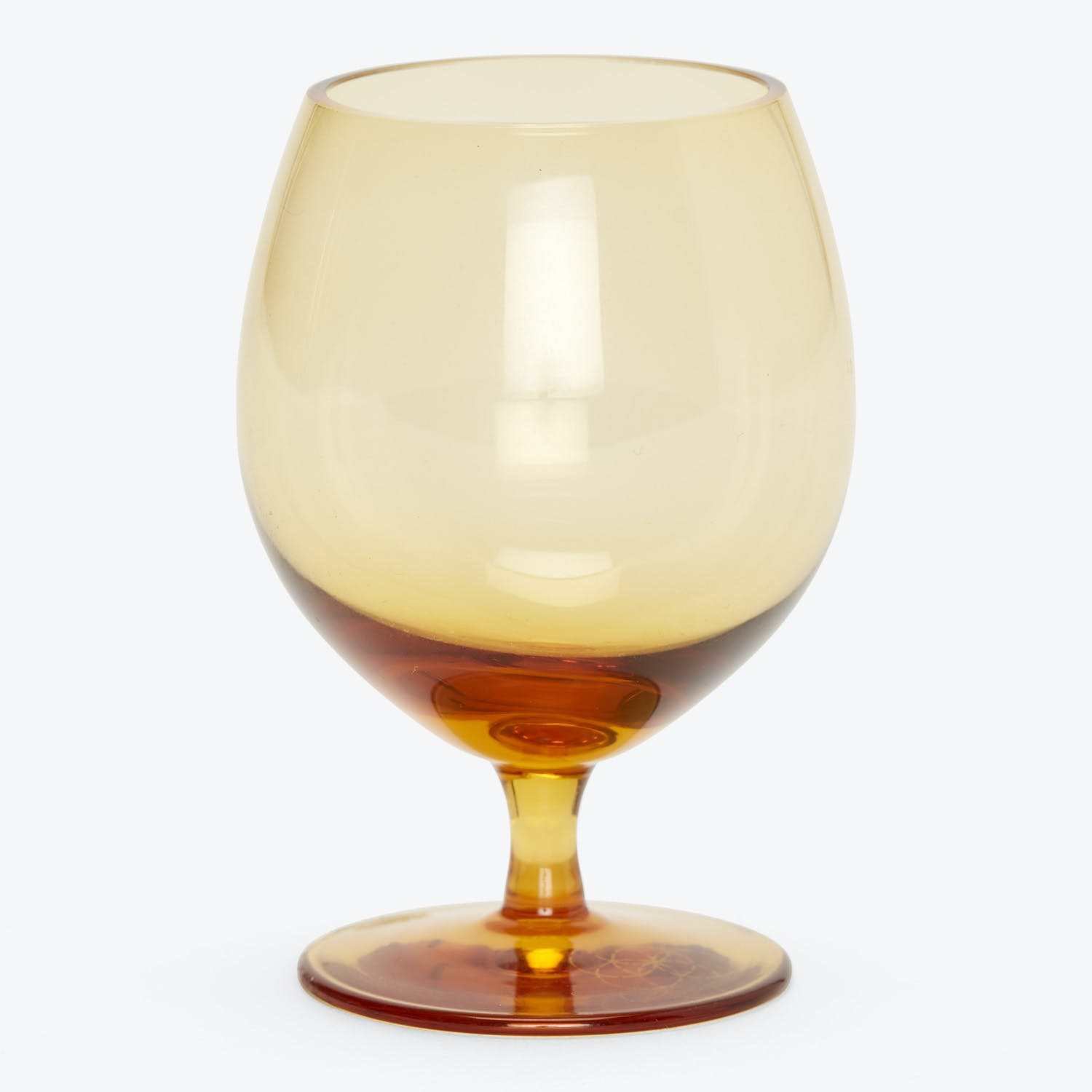 Product Image - Simile Aperitif Glass Amber