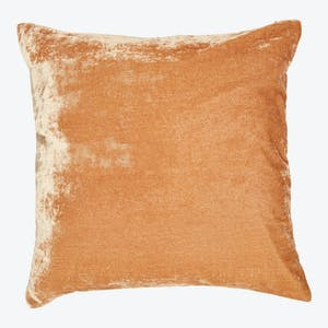 Product Image - Luminous Velvet Pillow Nutmeg