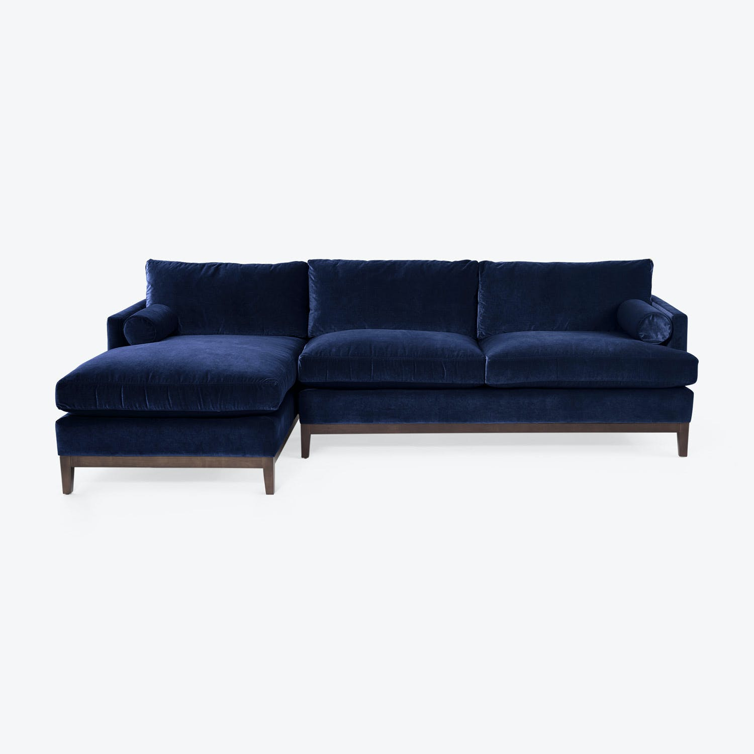 Cobble Hill Botanical Sectional Left Arm Facing Chaise