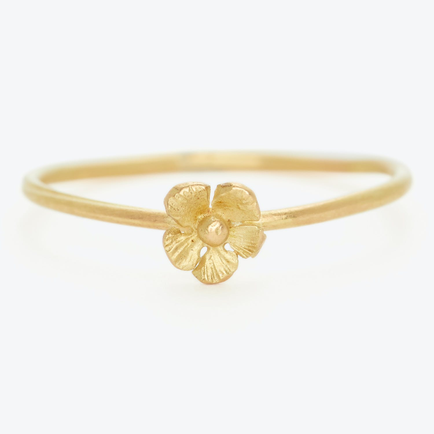 Product Image - Tiny Flower Ring