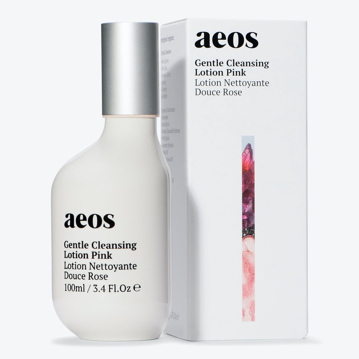 Aeos Pink Cleansing Lotion