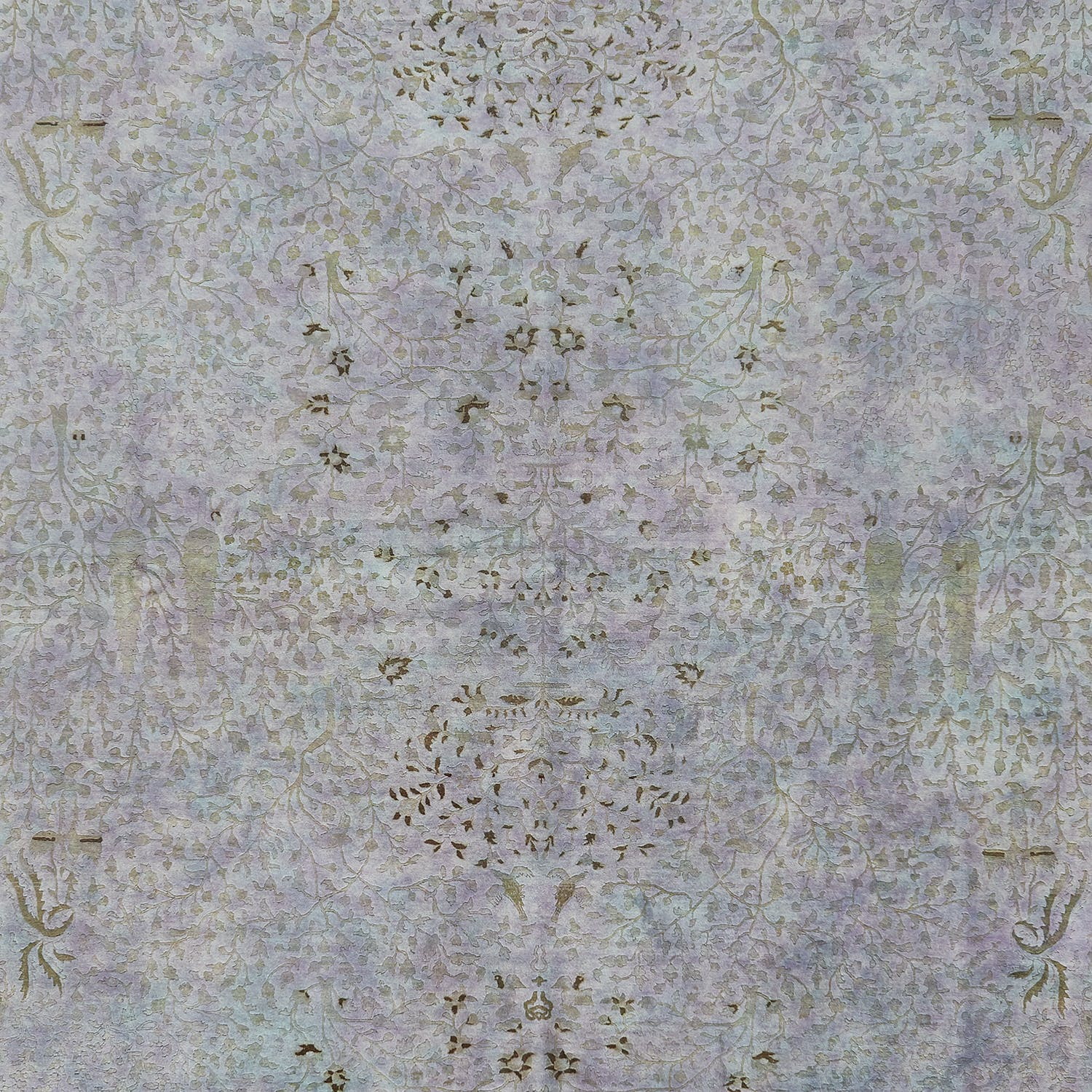 "Color Reform Spectrum Overdyed Rug - 11'10"" x 16'7"""