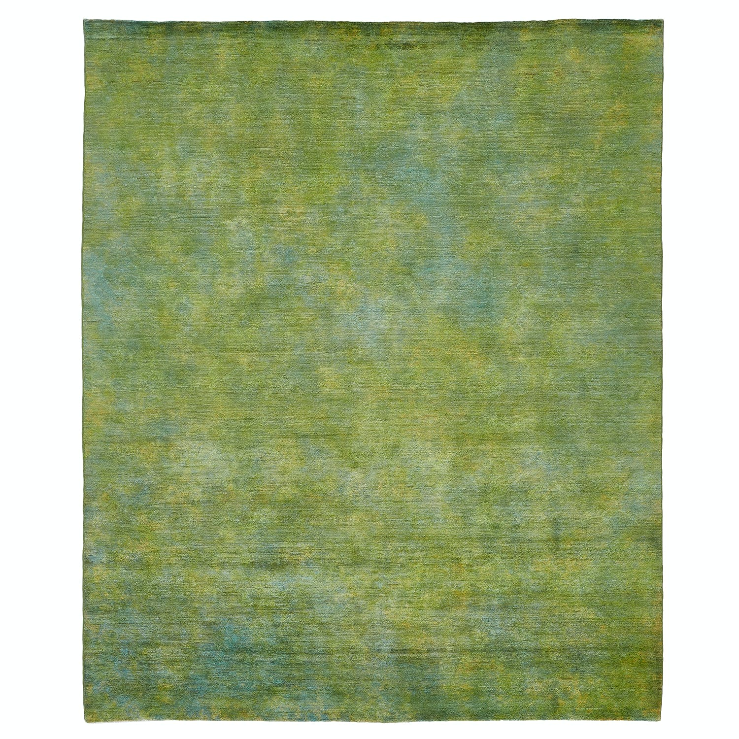 "Color Reform Spectrum Overdyed Rug - 8'1"" x 9'9"""